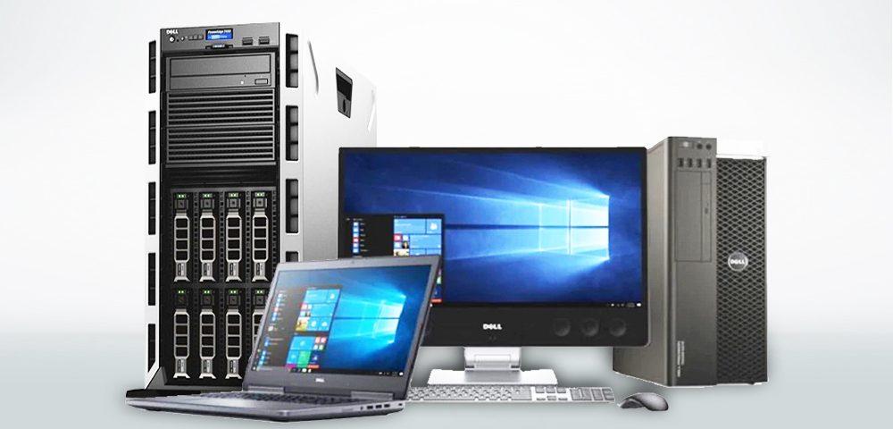 Servers and Desktops